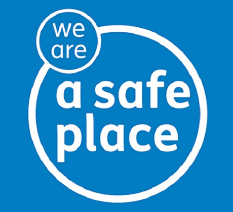 Our Halifax Centre is part of the Safe Place Scheme
