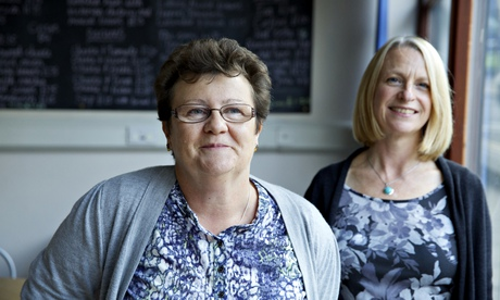In The Guardian again: Clare Jones and Angela Everson on joined-up services for women