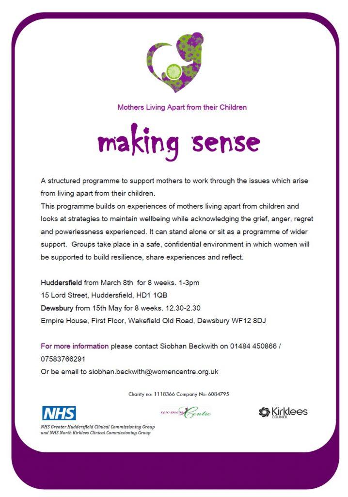 Make sense photo programme