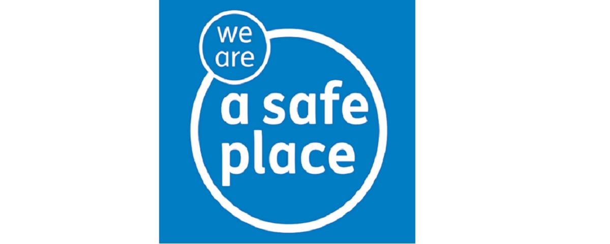 Our Halifax Centre is part of the Safe Place Scheme